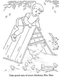 BlueBonkers Boy Coloring Pages