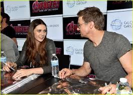 Elizabeth Olsen Avengers Sdcc 13