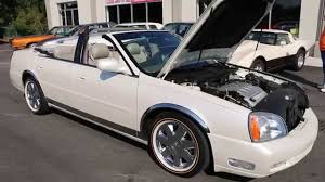 SOLD 2003 Cadillac DeVille DTS Convertible For Sale