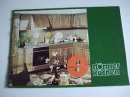 details zu werbeprospekt störmer küchen aus den 60er jahren