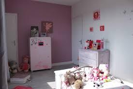 chambre fille grise idee deco chambre fille et gris