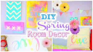 DIY Room Decor For Spring