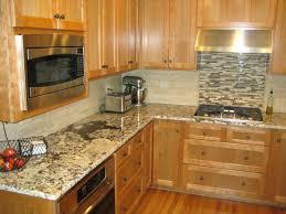 kitchen tile backsplash ideas with granite countertops asterbudget