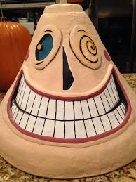 Diy Nightmare Before Christmas Tree Topper by Diy Nightmare Before Christmas Mayor Of Halloweentown Finished He