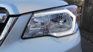 2014 subaru forester 2 5i touring headlight and side mirror