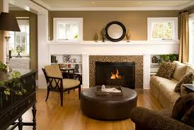 Living Room With Fireplace Design by Coolest Fireplace Living Room Design On Living Room Decor