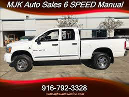 2006 Dodge Ram 2500 Laramie 5.9 Cummins Diesel 4x4 6 Speed Manual ...