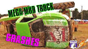 MEGA MUD TRUCK CRASHES COMPILATION - YouTube Big Mud Trucks At Mudfest 2014 Youtube Video Blown Chevy Mud Truck Romps Through Bogs Onedirt Baddest Jeep On The Planet Aka 2000 Hp Farm Worlds Faest Hill And Hole Okchobee Extreme Trucks 4x4 Off Road Michigan Jam 2016 Gone Wild 1300 Horsepower Sick 50 Mega Truck Fail Burnout Going Deep Cornfield 500 Extreme Bog Racing Shiloh Ridge Offroad Park