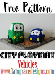 City Play Mat - Vehicles - Free Crochet Pattern | 3amgracedesigns Extraction Of Minerals Big Yellow Ming Truck Transporting Mat Diy Bed Youtube Waterproof Carpet Rear Cargo Factory Liner Procter For Daf Fag 2300 Recovery Truck Stock Clean Trucks Best Mats What To Choose 2018 Guide Autance Efrontier2 Gate Guard Gate Protector Torii Angle Amp Cargo Mat Renault Magnum Legend Mat Edition 123x Ets2 Mods The Police Car And His Friends In City Tom Tow W Rough Country Logo For 032018 Dodge Ram 1500 Suzuki Motors Acty Bed Support Rail Set Of 8 Honda