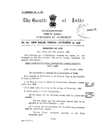 File The Constitution of India 7th Amendment Act 1956vu