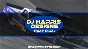 DJ Harris Designs Truck Series | Round 10 At Richmond - YouTube