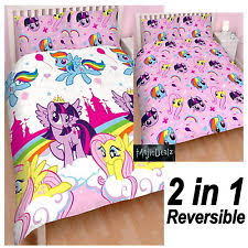 my little pony children s bedding sets and duvet covers ebay