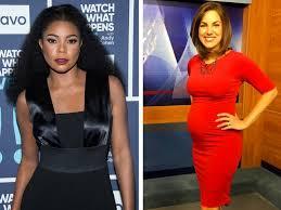 Gabrielle Union Gave A Pregnant News Anchor Fresh New York Company Wardrobe After She Was Body Shamed