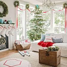 schöne weihnachten wohnzimmer