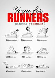 Glutes Best Moves Ideas Basic Poses Yoga Routine For Runners On