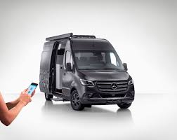 100 Vans Homes Mercedes Unveils 3 New Innovative Smart Camper Outbound Living