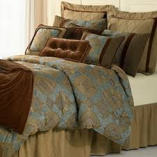 Luxury Bedding Sets Queen forter How Many Pillows to Put