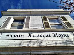 Historic Wanderings Lewis Funeral Home Alexandria VA