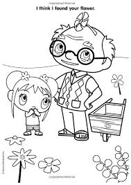 Nick Jr Coloring Book Pages