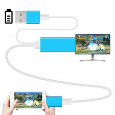 HDMI Cable For iPhone 5 5s 5c SE 6 6s 6Plus 6sPlus iPad TV To HDMI