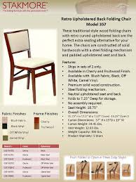 Stakmore Folding Chairs Fruitwood by Stakmore Stock 2015 357v 750 Jpg