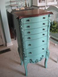 A Comfy Little Place Of My Own: Turquoise Jewelry Armoire Antique Jewelry Armoire Masterpiece Parchment Hand Painted Pjh Designs Fniture Shabby Chic Pink 11 Best Jewelry Boxes Images On Pinterest Armoire Rustic Inspiration Expanded Your Mind Powell Chalk Vintage Best 25 Ideas Cabinet And Distressed In Robin Egg Blue 0