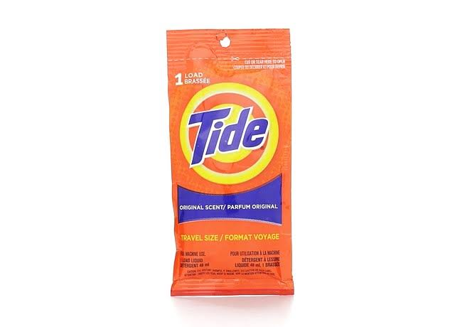 Tide Liquid Detergent - Original Scent, 48ml