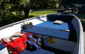 Installing Carpet In A Boat by How To Turn Your Small Boat Into A Fishing Machine Video