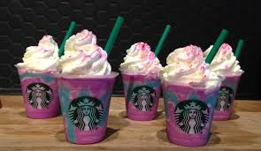 Pumpkin Spice Frappuccino Recipe Starbucks by The Magical Unicorn Frappuccino At Starbucks It U0027s As Real As Can