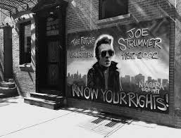 Joe Strummer Mural East Village by The World U0027s Best Photos Of Joestrummer And Nyc Flickr Hive Mind