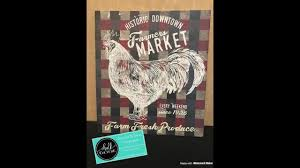 Chalk Couture Buffalo Plaid With Farmers Market | Chalk Couture With ...