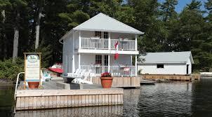 100 Lake Boat House Designs Garages Houses Kawartha S Construction