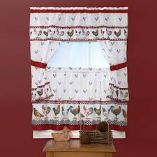 Jcpenney Home Kitchen Curtains by Black Kitchen Curtains For Window Jcpenney