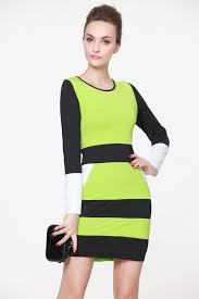 high quality long sleeve casual dresses 2017 clubwear party