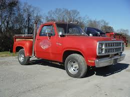 100 Little Red Express Truck For Sale 1979 Dodge Lil Survivor For Sale In