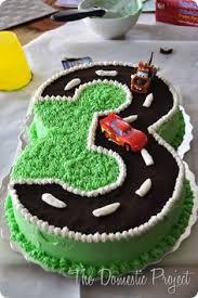 4 tartas de cumplea±os fáciles ¡de Cars