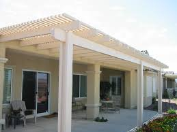 Patio Covers Las Vegas Nevada by Exterior Design Interesting Alumawood Patio Cover With Glass