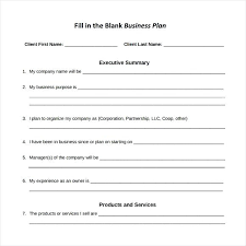 Small Business Proposal Template Plan Pdf Outline Free