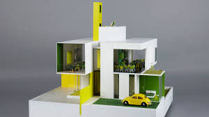 100 Architecture Design Houses WorldFamous Architects Dollhouses For New Charity