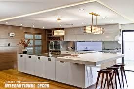 Japanese Kitchen Design Ceiling Lights