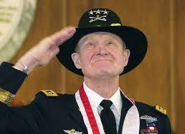 Britains Most Decorated Soldier Ever by Lt Gen Hal Moore Dies Depicted In Film U0027we Were Soldiers U0027