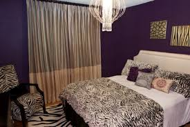 Decorating Zebra Print Interior Design Ideas