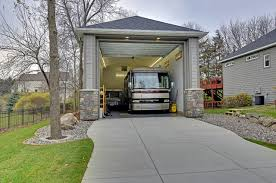 Inspiration For A Large Timeless Detached Garage Remodel In Minneapolis