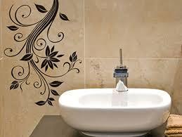 wandtattoos fürs badezimmer wandtattoo