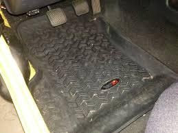 Jeep Jk Floor Mats by Tj Jeep Wrangler Interior Modifications U2013 Truck Camper Adventure