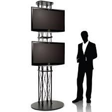 EZ Fold Dual Screen Monitor Stand