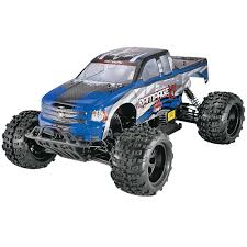 Redcat Racing 1/5 Rampage XT Gas Truck 4WD RTR Blue | TowerHobbies.com