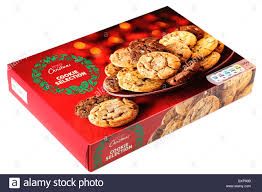 Christmas Tree Meringues Tesco by Cookie Pack Stock Photos U0026 Cookie Pack Stock Images Alamy
