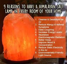 Himalayan Ionic Salt Lamp by Natural Himalayan Pyramid Salt Lamp Ionic Air Purifier Rock