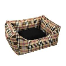 Bolster Dog Bed by Burberry Dog Bowl Google Search Pets Pinterest Bolster Dog